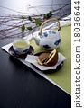 茶 日本茶 日式甜點 18036644