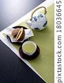 茶 日本茶 日式甜點 18036645