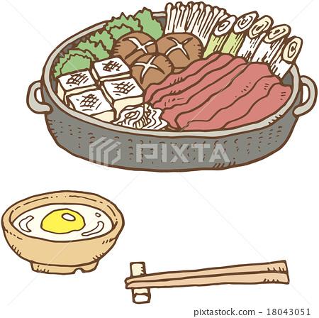 Sukiyaki 18043051