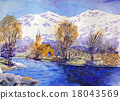 크라이스트 처치 (테 카포 호수). 18043569