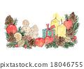 聖誕節 耶誕節 尤爾 18046755