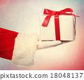 礼物 送礼 展示 18048137