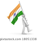 Flag of India 18051338