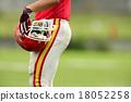 運動 美式足球 足球 18052258
