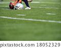 運動 美式足球 足球 18052329
