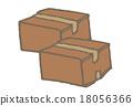 硬紙板 瓦楞紙 紙皮 18056366