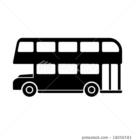 Bus Silhouette Png