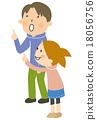 仰视 父母身份 父母和小孩 18056756