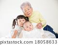 baby, elder, elderly 18058633