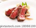 牛排 牛肉 食用肉 18066100