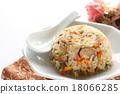 炒飯 熟飯 中餐 18066285