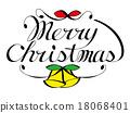 聖誕快樂標誌_ 02 18068401