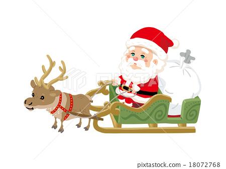 圣诞老人03 18072768