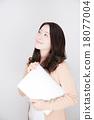 休閒商務女人 18077004
