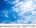 天空 雲彩 雲 18077162