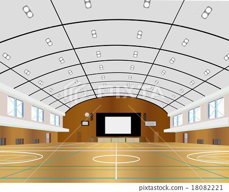 gymnasium 18082221