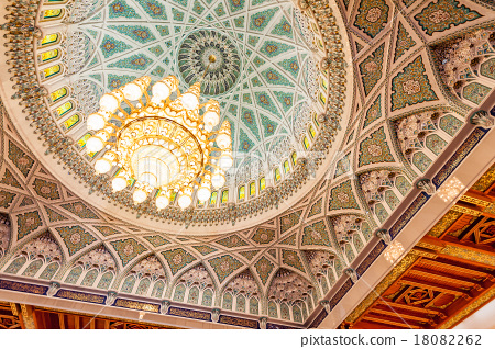 Sultan Qaboos大清真寺(阿曼,馬斯喀特) 18082262