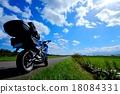 自行車 腳踏車 道路 18084331