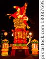 등불 축제 18087695