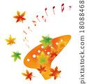 vector, vectors, autumn image 18088468