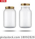 Glass Jars for canning and preserving. 18092826