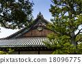 Japanese garden, view of Japanese stone garden 18096775