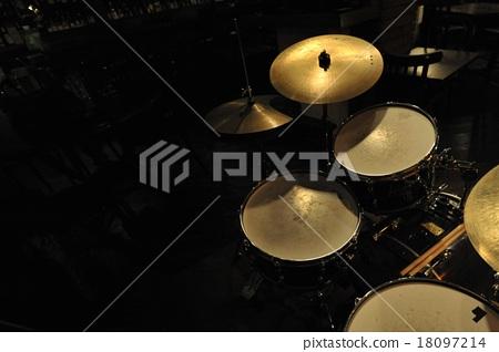 drum set 18097214