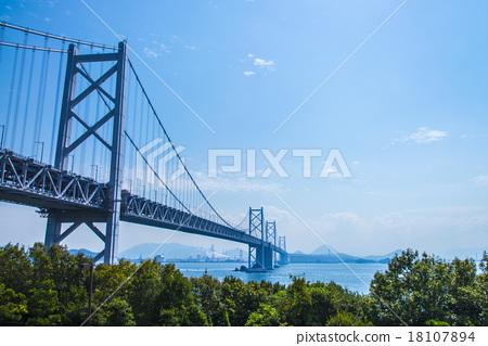 Seto Ohashi Bridge 18107894