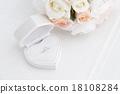 wedding, engagement ring, nuptials 18108284