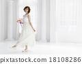 婚禮 婚紗 結婚禮服 18108286