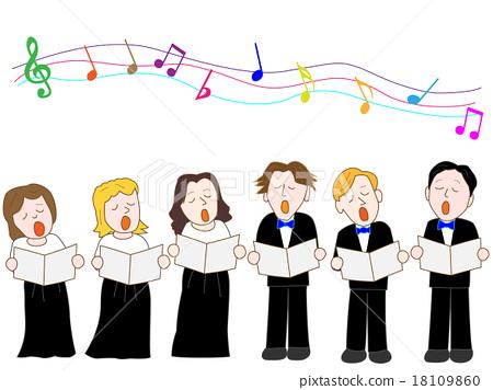 vector, vectors, chorus 18109860