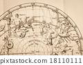 古色古香的天文地圖 18110111