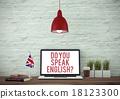 Do You Speak English? 18123300