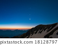 黎明 星星 星 18128797