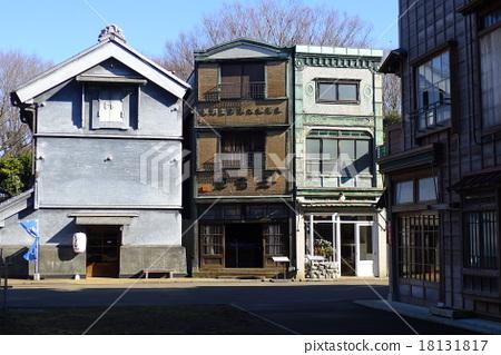 Edo-Toyotado Garden signboard architecture 18131817