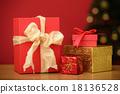 禮物 送禮 展示 18136528
