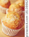 magdalenas, typical spanish plain muffins 18136662