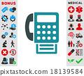 Fax Icon 18139584