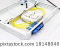 fiber optic cable for network system 18148040