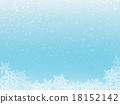 雪 下雪的 雪女 18152142