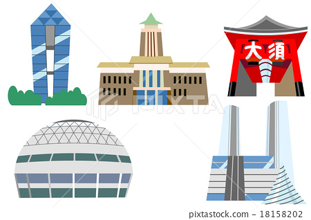 名古屋市设施图标B. 18158202
