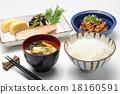 breakfast, breakfast image, japanese cuisine 18160591