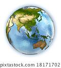 Southeast Asia 18171702