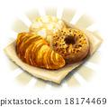 麵包 真實 糖果 18174469