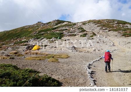 Iitomoto book mountain hut campground 18181037
