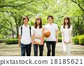 大學生 男女 男人和女人 18185621