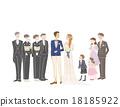 婚禮 小孩 新郎 18185922