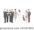 婚禮 小孩 接待 18185965