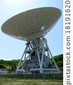 우스 우주 공간 관측소의 위성 안테나 18191620