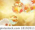 日本背景 18192611